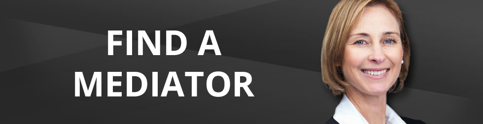 Legal resource - FIND A MEDIATOR